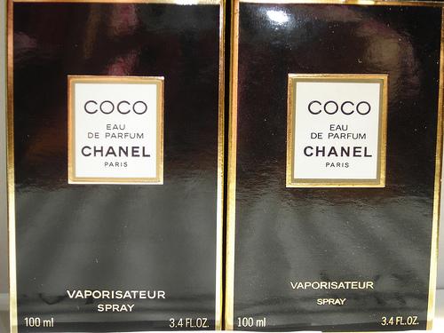 sự khác biệt giữa nước hoa coco chanel thật và giả