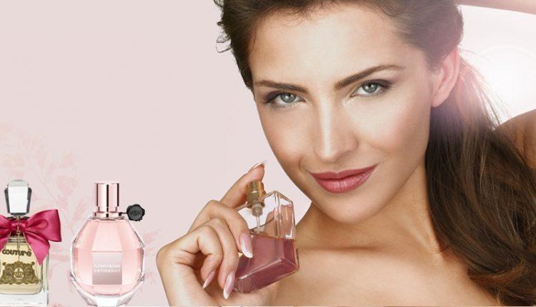 Các loại nước hoa nữ được ưa chuộng nhất