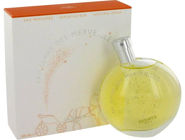 Nước hoa Eau Claire des Merveilles của Hermes