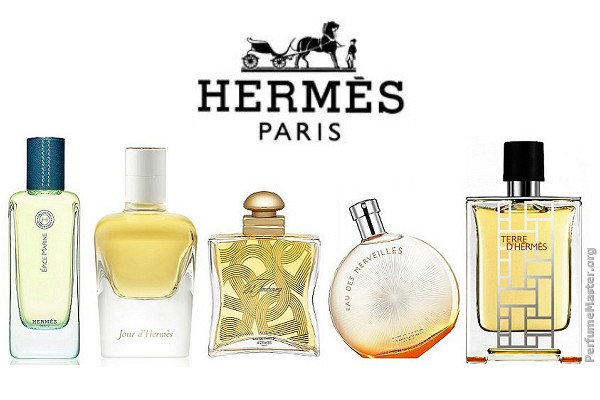 Các loại nước hoa Hermes phổ biến nhất