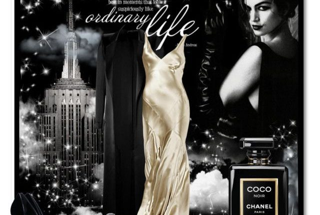 Nước hoa Coco Noir cho nữ
