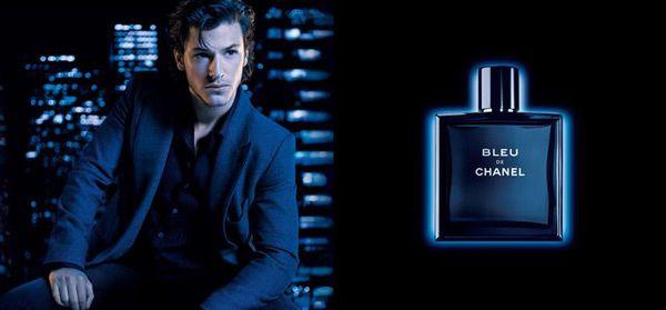 nước hoa nam Chanel dòng bleu de