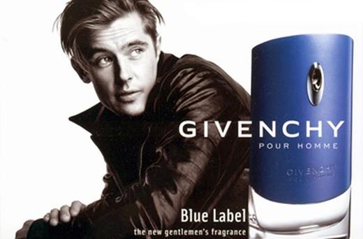 Nước hoa Givenchy pour Homme Blue Label nam