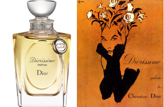 nước hoa nữ Diorissimo
