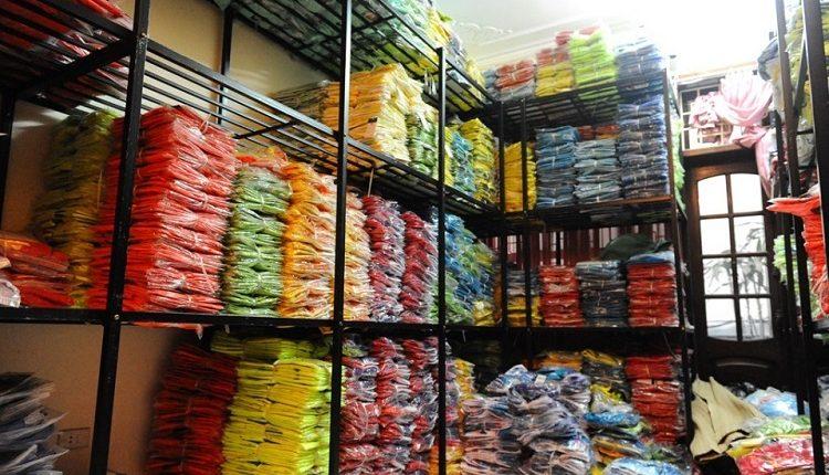 Top 5 xưởng chuyên áo thun sỉ giá rẻ nhất tại TPHCM