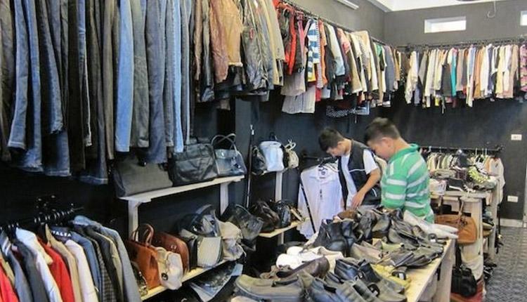 Shop quần áo hàng thùng nào được ưa chuộng nhất?